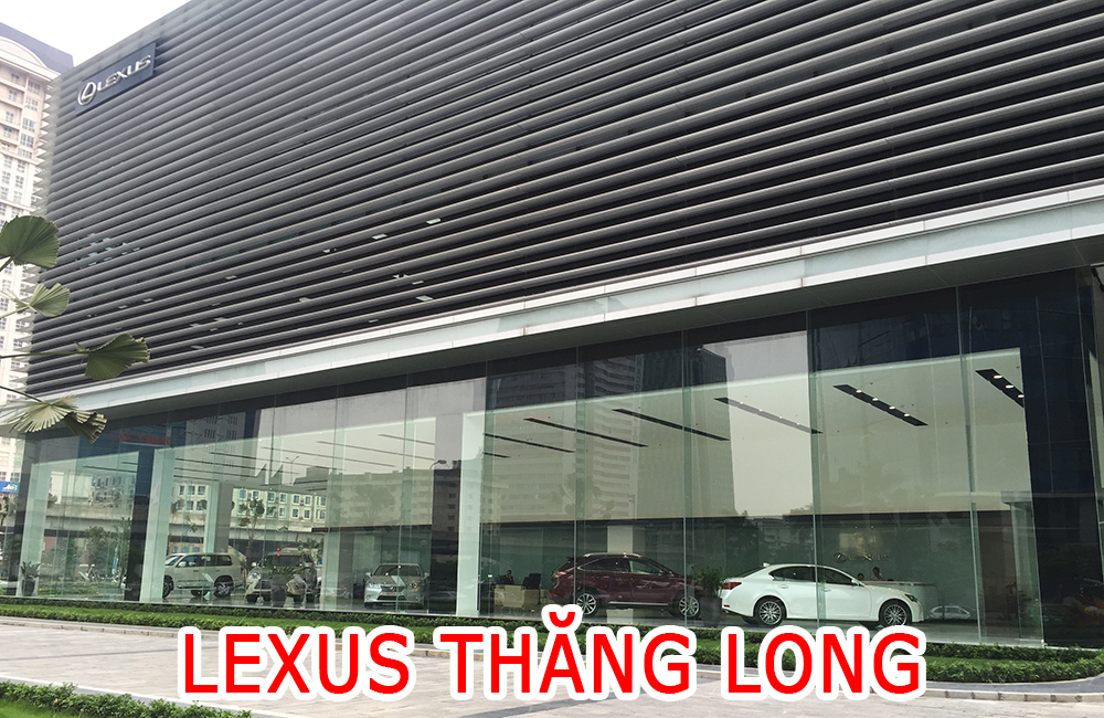 Showroom Lexus Thăng Long