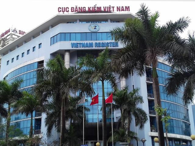 Barie tự động Cục đăng kiểm Việt Nam
